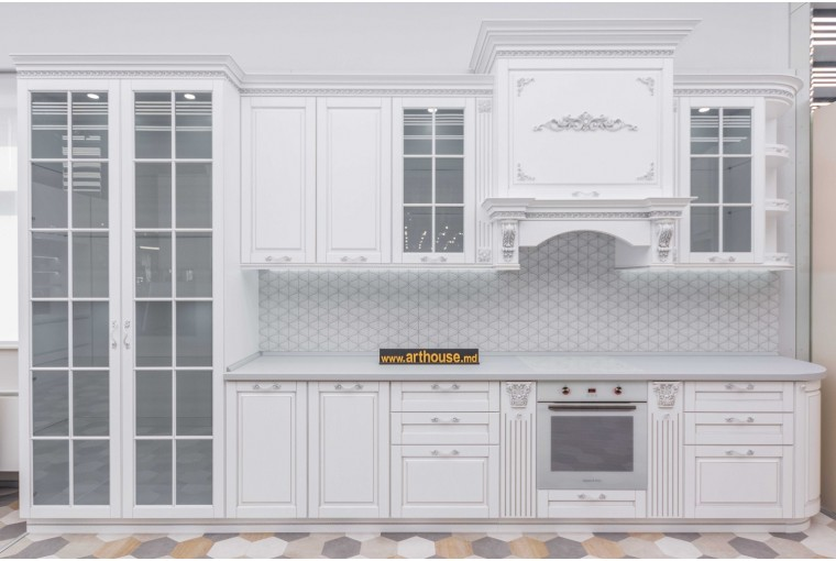 Bucatarie Clasic Silver (showroom)